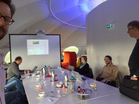 """Organisationskomitee des """"World Usability Day"""" Metropole Ruhr"""